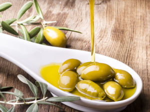 Qué densidad tiene el aceite de oliva
