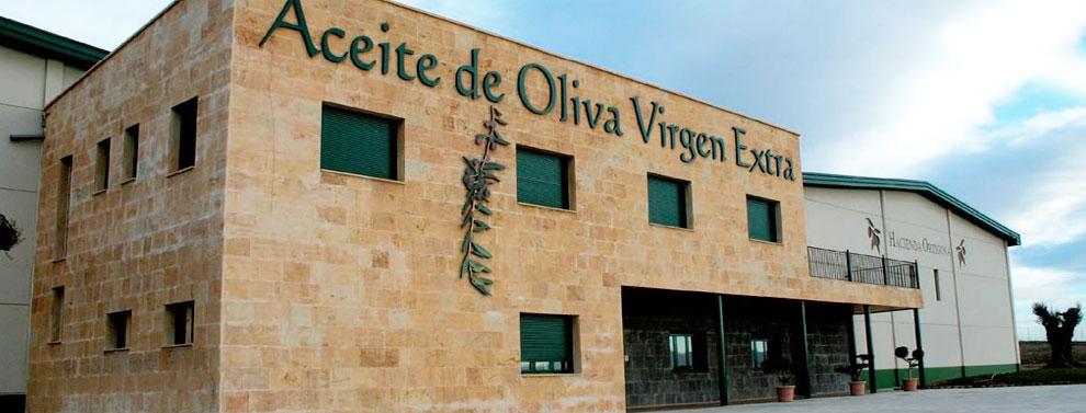 Die Ölpresse : Ölpresse Hacienda Ortigosa
