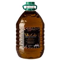 Einzel-Plastikflasche 5 l. Valle de Codés : Ölpresse Hacienda Ortigosa