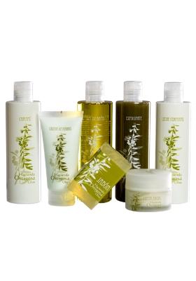 Pack of Cosmetic : Oil Press Hacienda Ortigosa