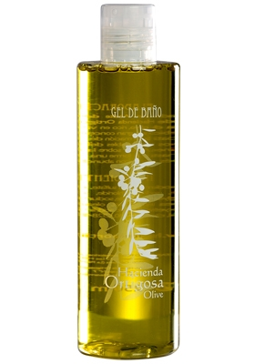 Gel de bain 250 ml : Moulin Hacienda Ortigosa