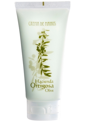 Hand-cream 100 ml : Oil Press Hacienda Ortigosa