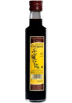 Modena Balsamessig 250 ml : Ölpresse Hacienda Ortigosa