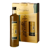 Case with three bottles 0.75 litres  : Oil Press Hacienda Ortigosa