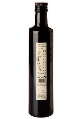Etui mit 6 Flaschen 0,5 l.  : Ölpresse Hacienda Ortigosa
